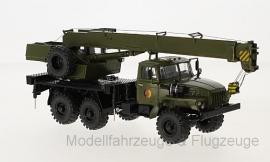 47046Ural 4320 NVA Kranwagen,1:43 Premium Classixxs   - Bild vergrößern