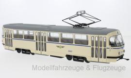 47095Tatra T4, Straßenbahn Leipzig,1:43 Premium Classixxs   - Bild vergrößern
