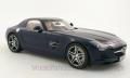 10601Mercedes SLS AMG (C197), metallic-dunkelblau,1:12 Premium Classixxs