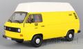 30022VW T3a Kasten Hochdach DBP Bundespost 1979, 1:18 Premium Classixxs