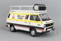 30023 VW T3 Kastenwagen HB Audi Team 1:18 Premium Classixxs
