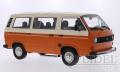 30025VW T3 Bus orange beige, 1:18 Premium Classixxs