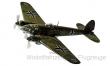 COCAA33717Heinkel He111 H-2, 1H+JA, Stab./KG26, Oktober, 1939, 1:72 Corgi