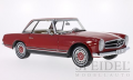 40001Mercedes 280 SL Pagode W113 rot, 1:12 Premium Classixxs