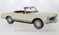 40002 Mercedes 280 SL (W113), beige/schwarz, Pagode, 1968, 1:12 Premium Classixxs