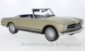 40003Mercedes 280 SL (W113), gold, Pagode, 1968
