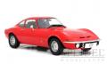 40005Opel GT rot ohne Vitrine, 1:12 Premium Classixxs