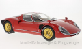 40036Alfa Romeo Tipo 33 Stradale rot, 1:12 Premium Classixxs