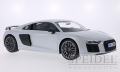 40040Audi R8 hellgrau/carbon 2015, 1:12 Premium Classixxs
