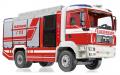 7497 Feuerwehr - Rosenbauer AT LF 1:43 Wiking Art. 043197